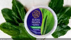 Отзыв: Шугаринг вместе с сахарной пастой из отвара подорожника от ELENA MAAYA