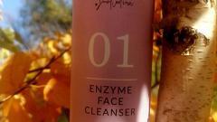 Отзыв от 89371891128: Энзимная пудра для умывания 01 Enzim Face Cleancer