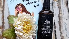 """Отзыв: Сыворотка - спрей для волос """"Витаминный коктейль"""" от бренда Краснополянская косметика"""