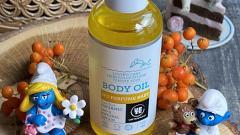 Отзыв от Екатерина137: Детское масло для тела без аромата