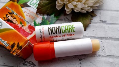 Отзыв: GARDEN OF EDEN Бальзам для губ с УФ-фильтром от бренда Nonicare
