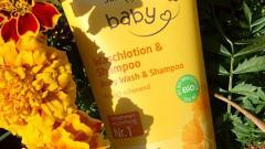 Отзыв от Алёна Королёва: Детский шампунь гель с календулой для волос и тела