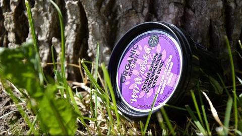 Отзыв: Organic Kitchen Organic Shop Твёрдый шампунь приподнимающий корни волос Wow - объём