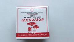 Отзыв: Крем монастырский мухомор - Омолаживающий