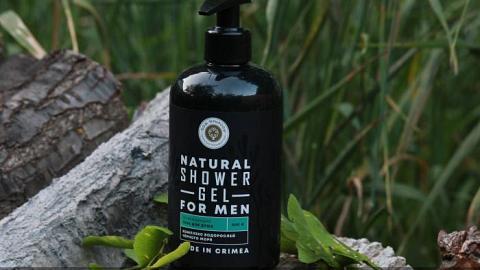 """Отзыв от Superbee: Гель для душа """"Освежающий"""" с комплексом водорослей Черного моря для мужчин"""