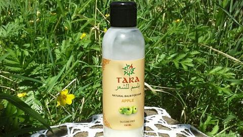 Отзыв: TARA Natural Balm For Hair Apple - Натуральный Бальзам Для Волос Яблочный