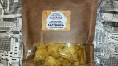Отзыв: Натуральные чипсы с морской солью, очень вкусные!