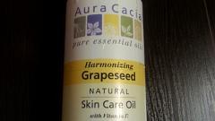 Отзыв: Масло виноградной косточки Aura Cacia