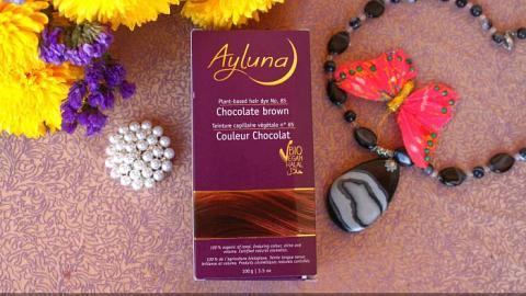 """Отзыв от Irinka: Растительная краска для волос 85 """"Шоколадный коричневый"""""""