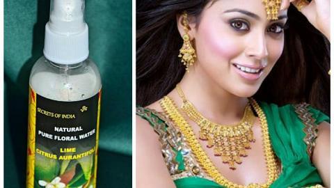 """Отзыв: Secrets of India, цветочная вода - гидролат """"Индийский Секрет"""" Лайм  (100% натуральная цветочная вода), 100 мл."""