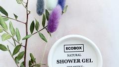 Отзыв: Натуральный густой гель для душа Хвоя от Ecobox