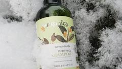 """Отзыв: Очищающий шампунь для жирных волос """"Лимонный Мирт"""" от Ausganica"""