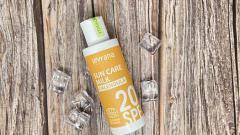Отзыв от MoonLyly: Солнцезащитное молочко для лица и тела Календула 20 SPF