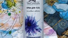 Отзыв: Крем для тела  Полевые цветы