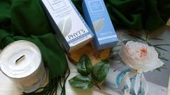 """Отзыв: Сладкая парочка Phyt's - крем увлажняющий 24h для лица и """"восстанавливающий уход"""" для кожи вокруг глаз"""