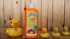 Отзыв: Logona Детская пена для ванны - приятно, нежно, эффективно, ароматно
