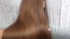 Отзыв: Мой первый натуральный финиш для волос! Скажем секущимся кончикам прощай!