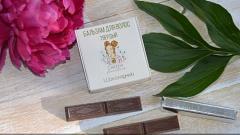 Отзыв от Ne-vidimka: Твердый бальзам для волос Шоколадный