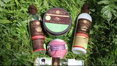 """Отзыв: Натуральный шампунь для нормальных волос """"Фруктовые брызги"""" Savonry"""