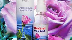 Отзыв: Освежающая розовая вода Hashmi