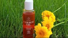 """Отзыв: Морковное масло """"Nature""""  - ударная доза антиоксидантов для жаркого лета"""