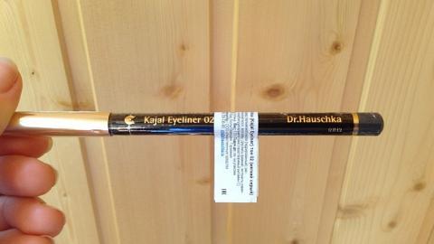 Отзыв: Карандаш для глаз 02 (мягкий серый) Dr.Hauschka