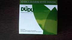 """Отзыв: Патчи под глаза """"Collagen Eye Mask"""" DUDU"""