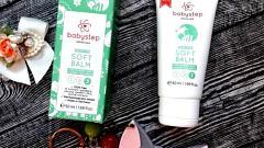 Отзыв: Babystep  Нежный бальзам для детей. Удерживает влагу, снимает воспаления. Подойдет для чувствительной кожи малыша и эффективно работает на взрослой коже.