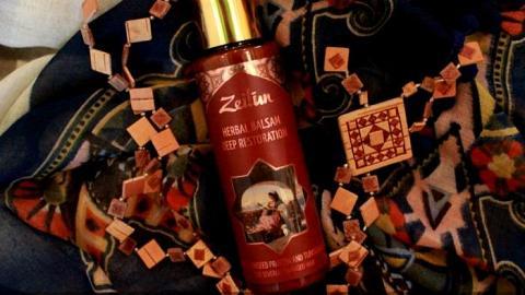 """Отзыв: Где же ты, роскошь восточных традиций? Или грустное знакомство с фито-бальзамом для волос от """"Zeitun"""""""