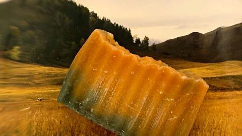 Отзыв: Тропическое мыло в нашу несуровую зиму