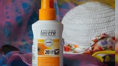 Отзыв: БИО спрей солнцезащитный SPF 20 Lavera