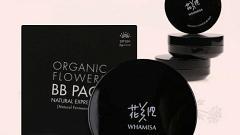 Отзыв: BB крем в кушоне с ферментами органических цветов от корейского бренда WHAMISA