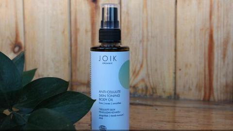 Отзыв от Irinka: JOIK ORGANIC Антицеллюлитное масло для тела