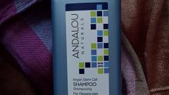 """Отзыв: Шампунь со стволовыми клетками арганы Andalou Naturals для редеющих волос """"Брось вызов возрасту"""""""