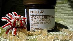 Отзыв: Водоросли, приправленные корицей и медом - блюдо от NOLLA, которое понравится вашим волосам!