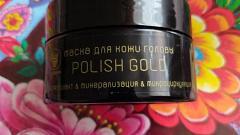 """Отзыв от Lusek14: Маска для кожи головы """"Polish gold"""""""