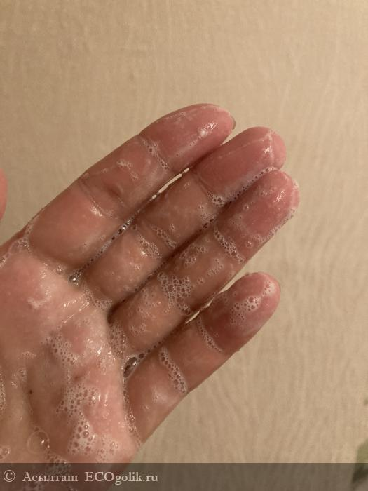 Натуральное жидкое Хозяйственное мыло Siberina - отзыв Экоблогера Асылташ