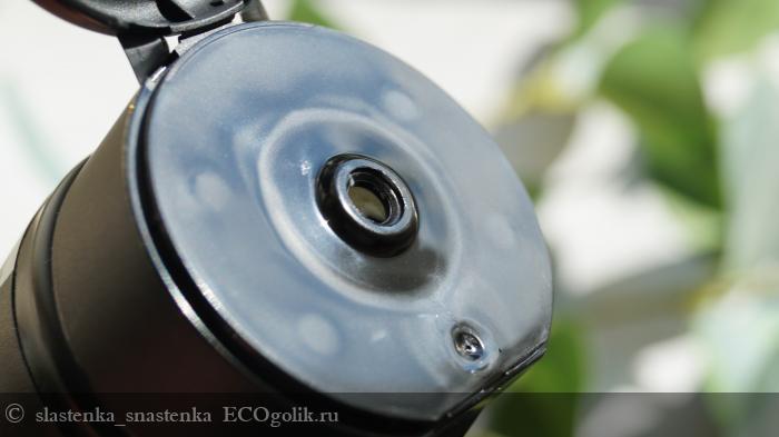 Натуральный гель для бритья с охлаждающим эффектом - отзыв Экоблогера slastenka_snastenka