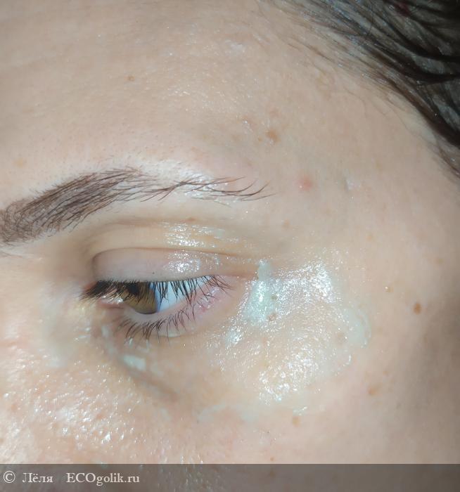 Омолаживающая маска для кожи вокруг глаз - отзыв Экоблогера Лёля