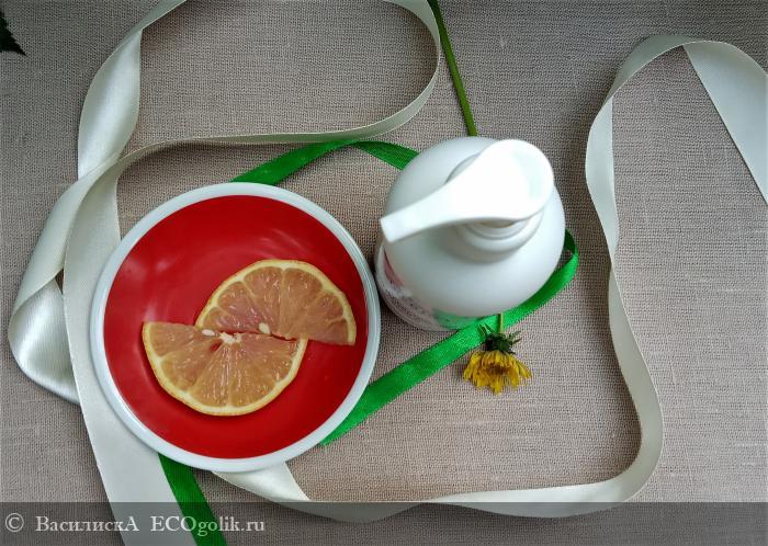 Лимон от Сиберины  моет посуду - отзыв Экоблогера ВасилискА