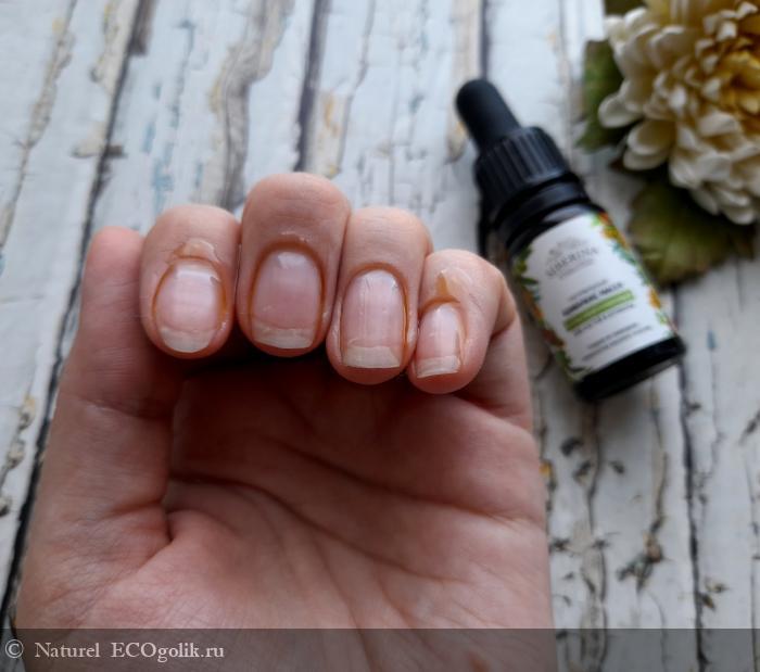 Мультивитаминный комплекс масел для ногтей и кутикулы от бренда SIBERINA - отзыв Экоблогера Naturel