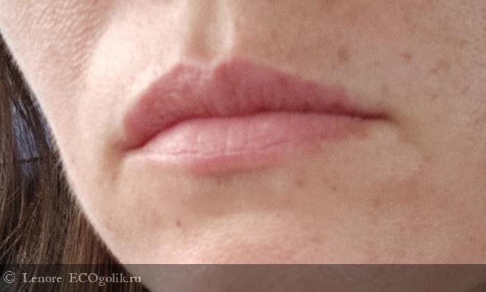 Бальзам для губ Манго SIBERINA - отзыв Экоблогера Lenore