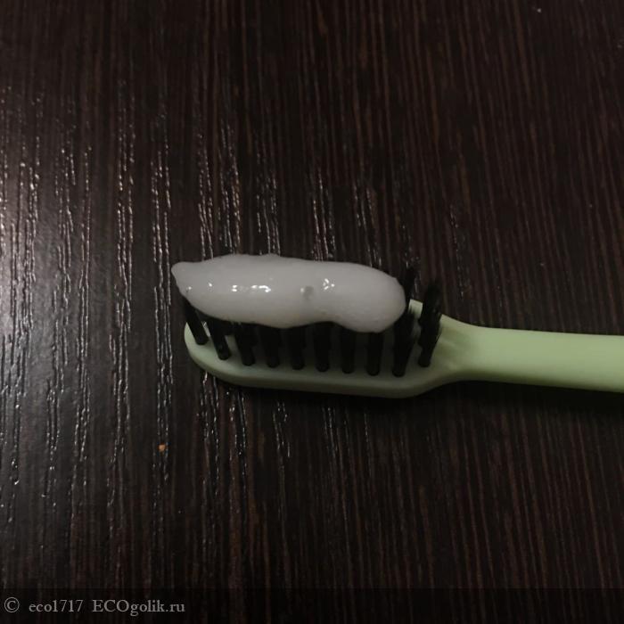 Зубная паста Осветление эмали Мята - отзыв Экоблогера eco1717