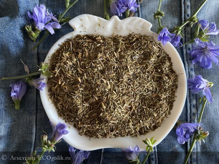 Травяной чай Для здоровья глаз с черникой и очанкой действительно помогает. - отзыв Экоблогера Асылташ