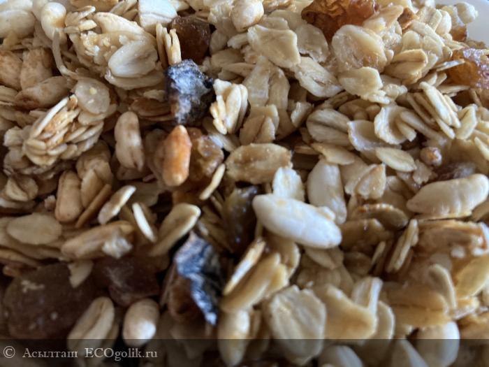 Натуральная гранола от Siberina не только вкусная, так и полезная - отзыв Экоблогера Асылташ