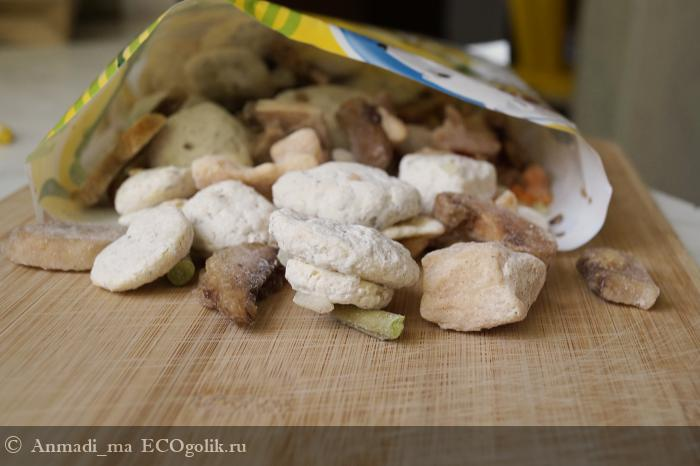Французское блюдо на моём столе за 10 минут - Шампиньон Де Пари от 4 сезона - отзыв Экоблогера Anmadi_ma
