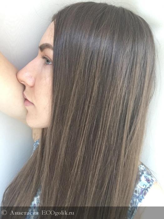 Шампунь, который делает ваши волосы чистыми, легкими и блестящими без отягощения. - отзыв Экоблогера Анастасия