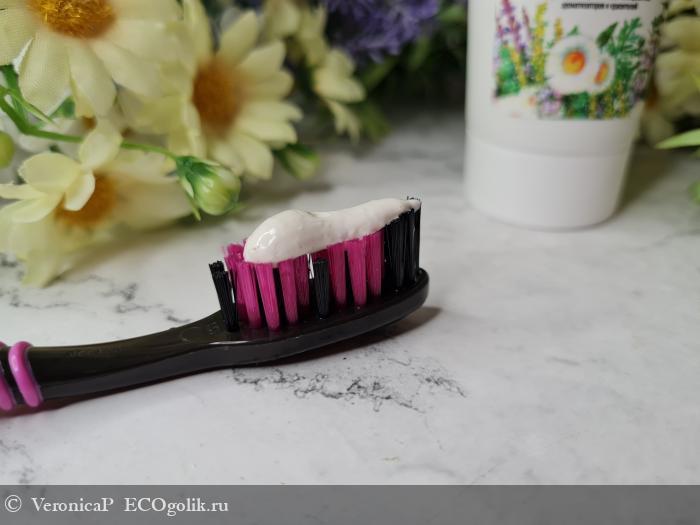 Хорошая паста для чувствительных зубов - отзыв Экоблогера VeronicaP
