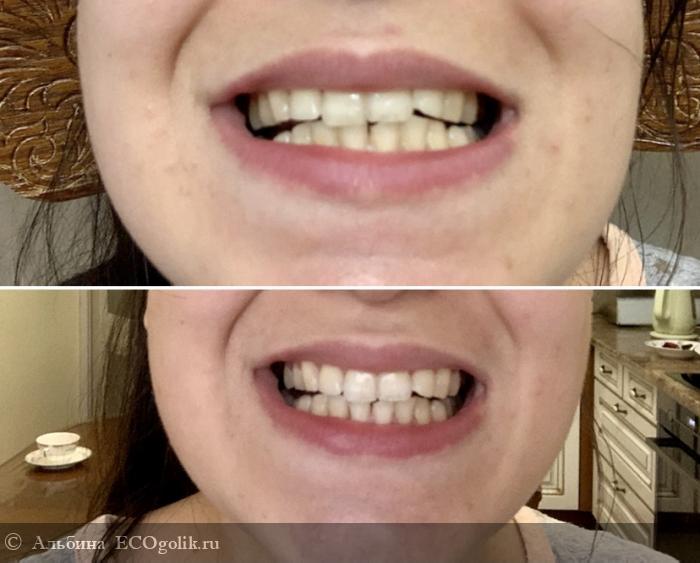 Зубная паста Осветление эмали «Угольная» - отзыв Экоблогера Альбина