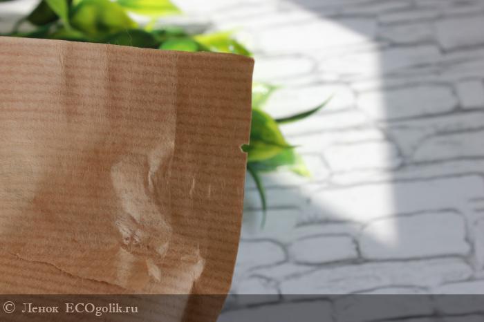Натуральные овощные чипсы Картошка и паприка - отзыв Экоблогера Ленок